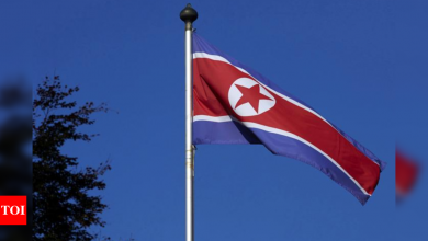 North Korea's acting envoy to Kuwait has defected to South Korea: Lawmaker - Times of India