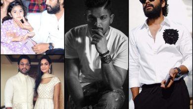 Nothing but Dapper! Allu Arjun aces the fashion game in white and these pics are proof  | The Times of India