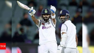 Nothing changes between me and Virat, he is my captain and I am his deputy: Rahane   Cricket News - Times of India