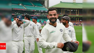 On this day in 2019: India registered first Test series win in Australia | Cricket News - Times of India