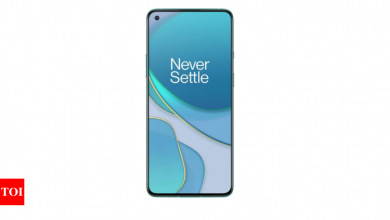 OnePlus 9, OnePlus 9 Pro key specs tipped online ahead on rumoured March launch - Times of India