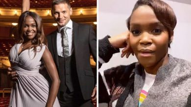 Oti Mabuse: Strictly champ left 'third-wheeling' with husband after major change at home