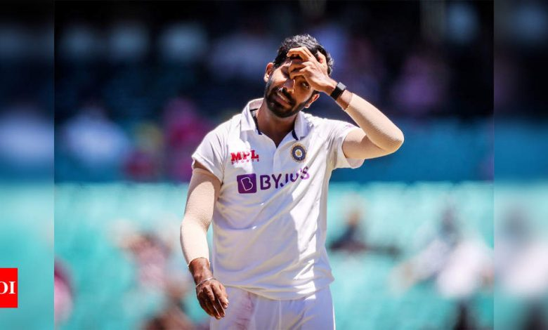 'Overworked' Jasprit Bumrah should be given a breather during England series, feels Gautam Gambhir | Cricket News - Times of India