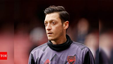 Ozil confirms Fenerbahce move in Turkish TV interview | Football News - Times of India