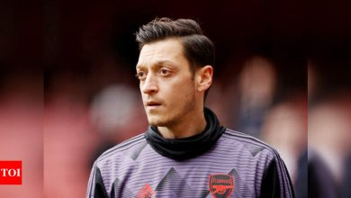 Ozil eyes Turkey or US move as he nears Arsenal exit   Football News - Times of India