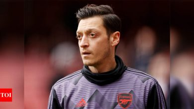 Ozil to end Arsenal contract, move to Fenerbahce: Report | Football News - Times of India