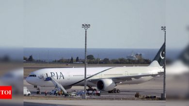PIA plane 'held back' by Malaysian authorities over UK court case - Times of India