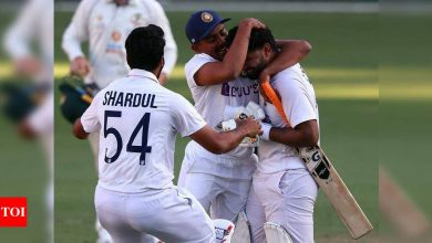PM Narendra Modi: Team India's win over Australia highly inspirational for youth   Cricket News - Times of India