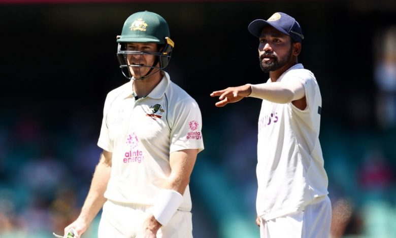 Paine urges Brisbane crowd to treat Indians respectfully after Sydney fallout