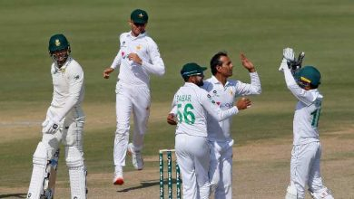 Pakistan vs South Africa: Debutant Nauman Ali, Yasir Shah script hosts' sensational seven-wicket victory in first Test - Firstcricket News, Firstpost