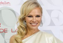Pamela Anderson Ties The Knot For 5th Time