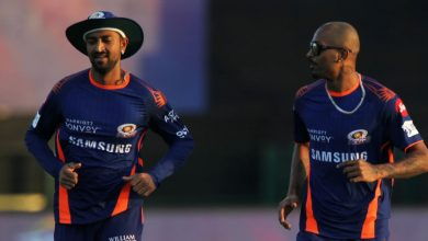 Pandya brothers' father dies, Krunal leaves Baroda Syed Mushtaq Ali Trophy bio-bubble for home