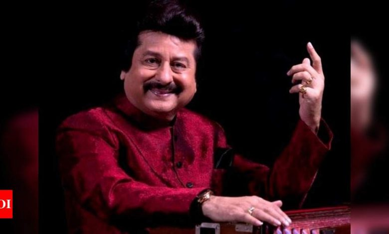 Pankaj Udhas: I consider myself very fortunate that I could sing 'Chitthi  Aayi Hai' for my country - Times of India