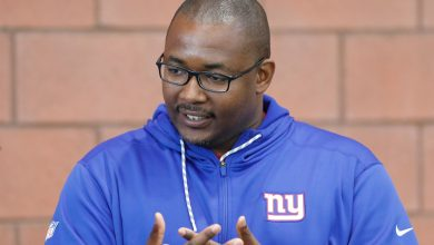 Patrick Graham re-ups with Giants after Jets come calling