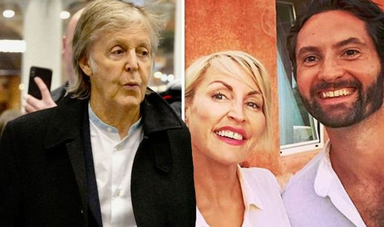 Paul McCartney's ex-wife Heather Mills, 53, 'engaged to Mick Dickman', 36, after divorce