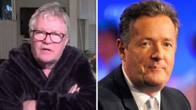 Piers Morgan: GMB host reignites feud with 'vile' Jim Davidson 'He's completely bonkers'