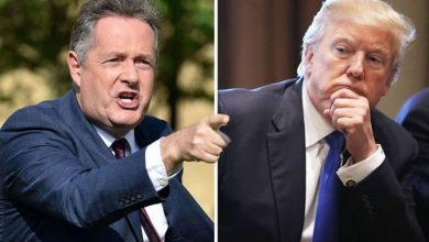 Piers Morgan calls for Donald Trump to resign as 'carnage' erupts at US Capitol 'Horror'