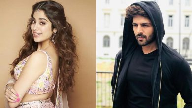 Is All Well Between Rumoured Couple Kartik Aaryan & Janhvi Kapoor?