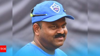 Pravin Amre joins Delhi Capitals as assistant coach | Cricket News - Times of India