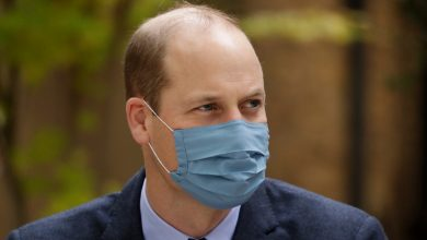 Prince William Worried About Strain on UK Emergency Workers