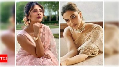 Priyanka Chopra sends 'lots of love and hugs' to Deepika Padukone on her 35th birthday - view post - Times of India