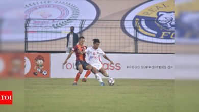 Punjab FC off to a winning start, beat Aizwal FC in I-League opener | Football News - Times of India