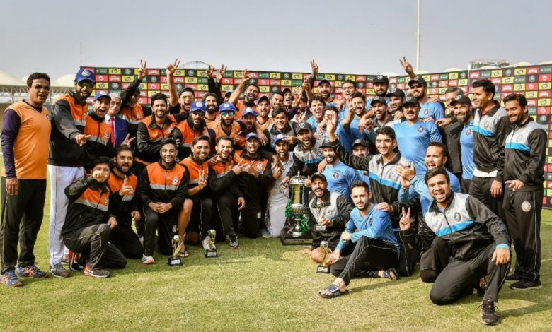 Quaid-e-Azam Trophy final ends in a tie after blistering Hasan Ali century