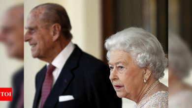 Queen, Prince Philip given Covid-19 jab as UK cases top 3 mn - Times of India