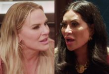 RHOSLC Recap: Heather Is Set Up On A Blind Date, Jen Questions Heather's True Loyalty And Whitney Apologizes To Lisa And Meredith