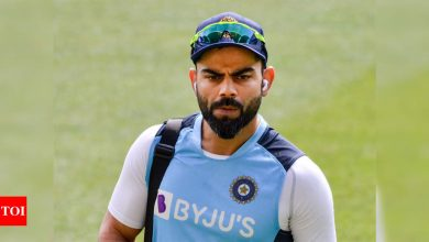 Racial abuse is 'unacceptable', incident needs to be looked at with absolute urgency: Virat Kohli | Cricket News - Times of India