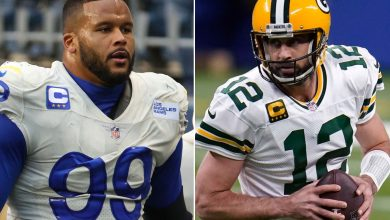 Rams and Aaron Donald look to put heat on Aaron Rodgers, Packers
