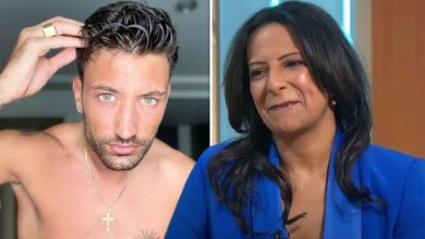 Ranvir Singh leaves flirty comment on Giovanni's topless pic as fans call for romance