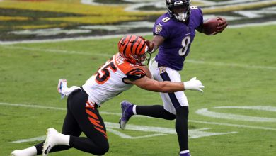 Ravens-Bengals and Jets-Patriots will give bettors big cover, one upset