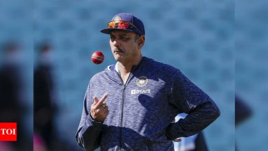 Ravi Shastri to tell story of his life in cricket   Cricket News - Times of India