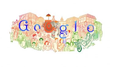 Republic Day 2021: Google doodle celebrates 72nd Republic Day with a Unity doodle that showcases diversity