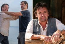 Richard Hammond says new co-star 'upstaged him' amid 'uncomfortable' shoot for new show