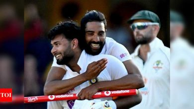 Rishabh Pant:  India vs Australia: Nothing matches the high of winning matches for India, says Rishabh Pant   Cricket News - Times of India