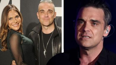 Robbie Williams forced to quarantine in St Barts villa after