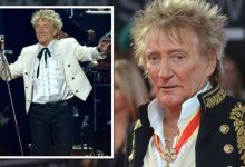 Rod Stewart pays tribute to inspirationalman 'without Sam, there may not have been a Rod