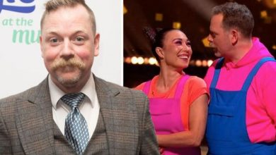 Rufus Hound addresses Dancing On Ice absence 'bit of a kick in the d**k'