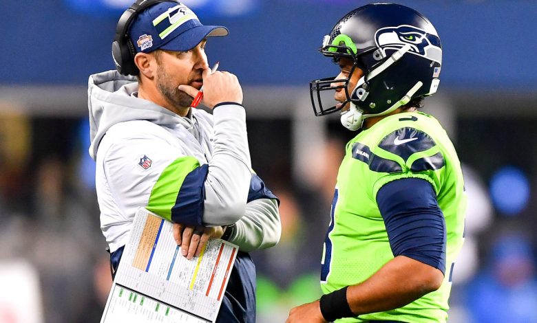 Russell Wilson isn't happy with Seahawks firing Brian Schottenheimer