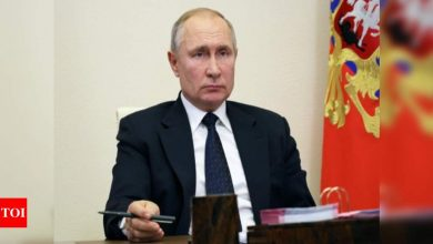 Russia withdraws from Open Skies Treaty after US departure - Times of India