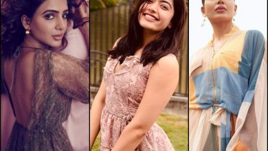 Samantha Akkineni to Rashmika Mandanna, T-Town divas endorse sustainable fashion  | The Times of India