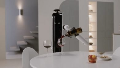 Samsung is making a robot that can pour wine and bring you a drink