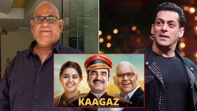 Satish Kaushik Shares The Back Story Of How Salman Khan Came On-Board For Kaagaz [Exclusive]