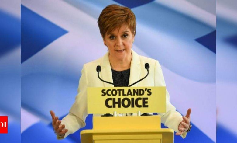 Scottish nationalists set for record majority, boosting independence push - Times of India