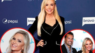 Shannon Beador Fires Back at Tamra Judge's 'Alcoholic' Claim Against Her, Denies Braunwyn Got a 'Bad Edit