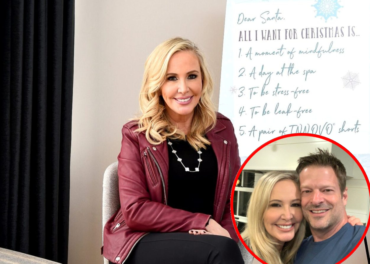 """PHOTOS: Shannon Beador Shows Off Her New Home, Plus She Shares Why She's Putting Marriage on Hold With Boyfriend John Janssen and How She Feuded With """"Everyone"""" on RHOC Cast This Season"""