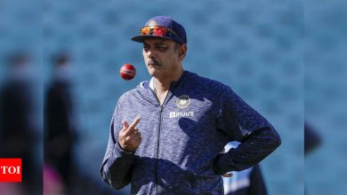 Shastri said if families are not allowed, then Indian team won't go to Australia, reveals Sridhar   Cricket News - Times of India
