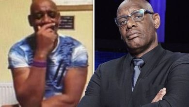Shaun Wallace: The Chase star's 'hench' body sparks frenzy as he removes signature suit